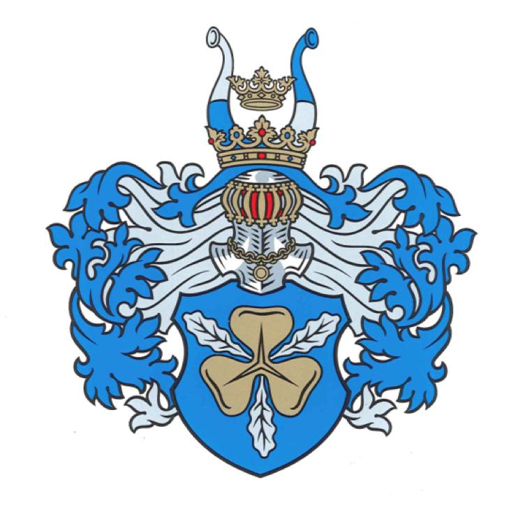 Familienwappen Otto von Bismarck