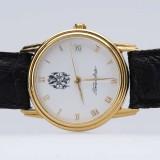 Uhr-Gold-Lederarmband-4455