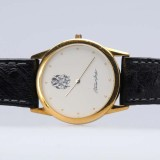 Uhr-Gold-Lederarmband-4458
