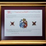 Wappenstiftung-Rittner-Urkunde-800-4600