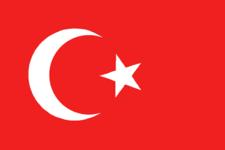 Osmanische-Flagge