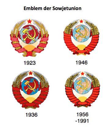 Emblem-Sowjetunion