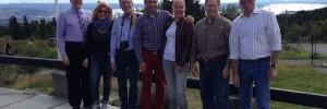 David Appleton, Alexandra Rittner, Dr. Rolf Sutter, Harald Heimbach, Petra Heimbach, David Rencher, Greg Flores