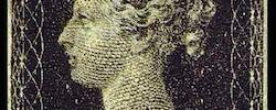Penny Black - erste Briefmarke der Welt