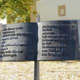 Ohrdruf Bach-Bonifatius-Denkmal