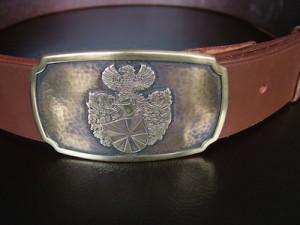 Pro-Heraldica-Guertel-mit-Wappen-Messing