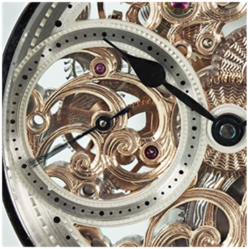 Chronometer_Skelettieren