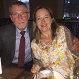 Dr. Rolf Sutter und Petra Heimbach