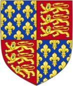 Französische Lilien im Wappen