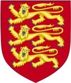 Drei Löwen im Wappen