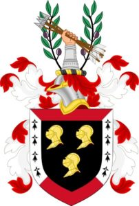 Wappen von John F. Kennedy