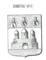 Wappen-Hamburg-unter-napoleonischer-Herrschaft