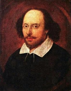 William Shakespeare Geburtsdatum unbekannt