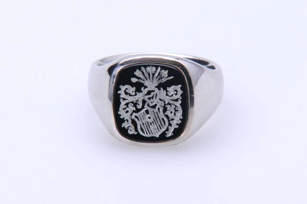 Odell Signet Ring
