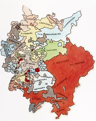 Wanderbewegungen in der Geschichte Europas um 1648