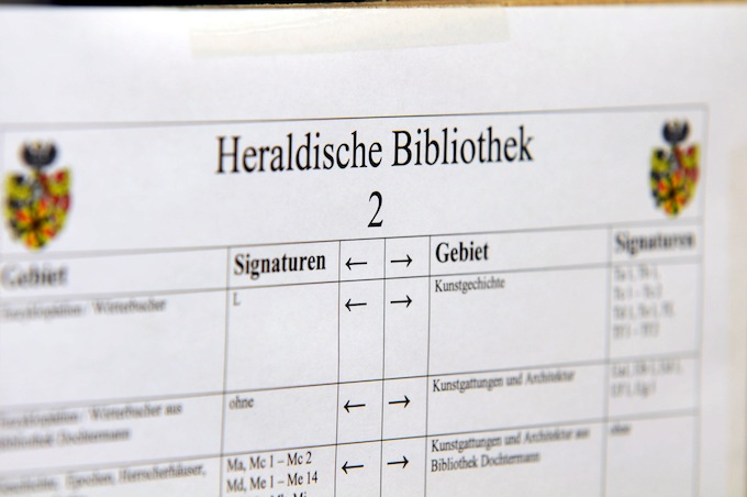 Bibliothek pro heraldica 3 pro heraldica for Pro heraldica
