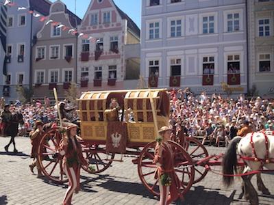 Landshuter Hochzeit Grosstes Mittelalterfest Pro Heraldica