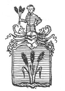 Nach Rektor W. in Calw. aus: O. v. Alberti, Württemberg. Adels- und Wappenbuch 2. Bd., Stuttgart 1899-1916 Nr. 3820