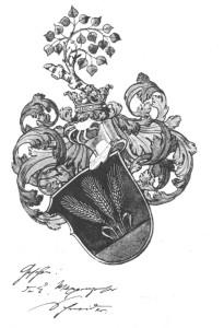 Wappen von Weizsäcker