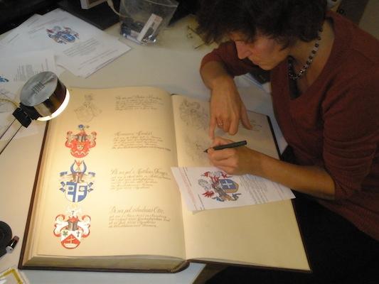 Aktualisierung bremer wappenbuch pro heraldica for Pro heraldica