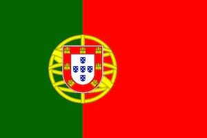 Flagge-von-Portugal