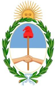 Wappen-Argentinien