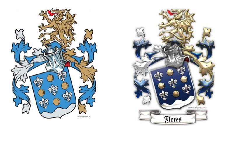 Wappen-Flores-vorher-nachher