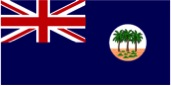 Kolonialflagge-Samoa
