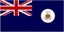 Kolonialflagge-Vanuatu