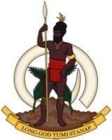 Staatswappen-Vanuatu