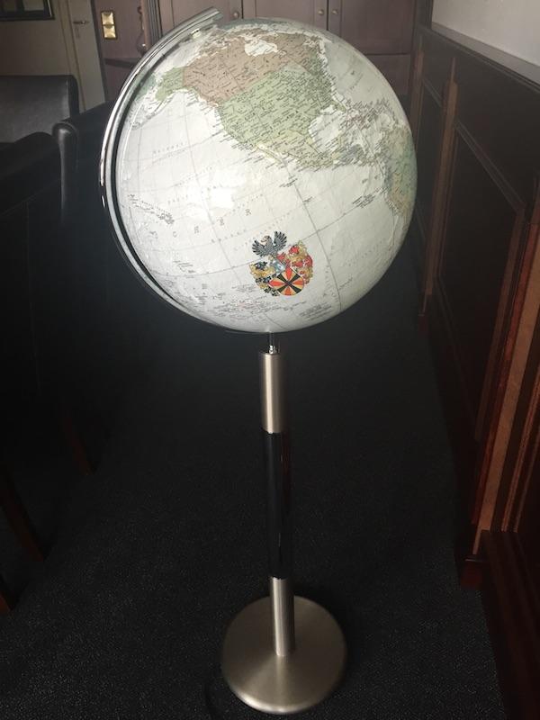 Wiederentdeckung des globus pro heraldica for Pro heraldica
