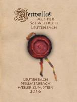 Cover des Urkundenbuchs Leutenbach