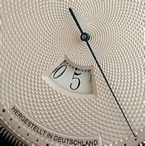 Chronometer_Guillochieren