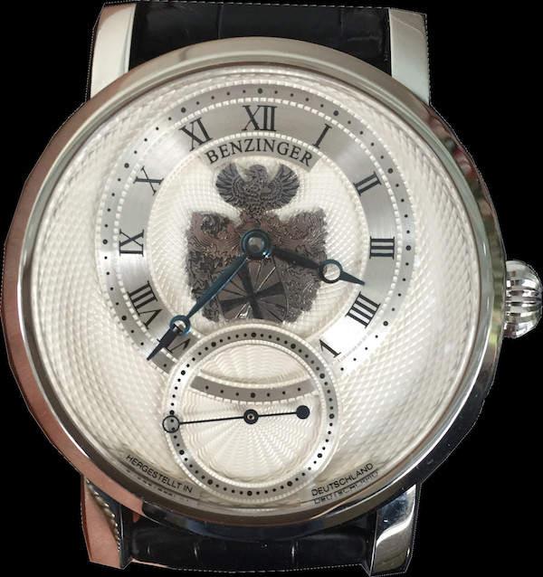 Die neuen chronometer einzigartig bis ins herz pro for Pro heraldica