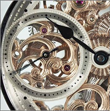 Chronometer_Skelettieren