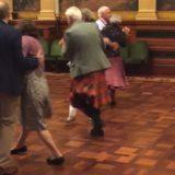 Céilidh in den City Chambers Glasgow