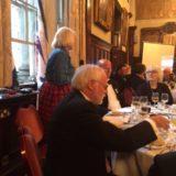 Gala-Dinner im Großen Saal der Tradeshall