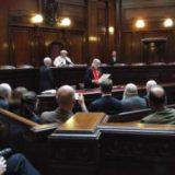 Sitzung des Court Lyon