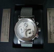 Uhr Modell 'Zeitmaschine'